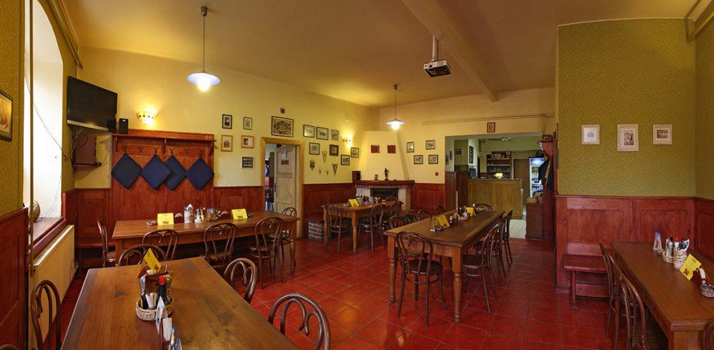 Restaurace U Hájků