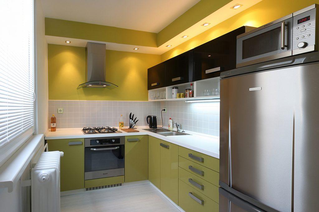 kuchyň realizace