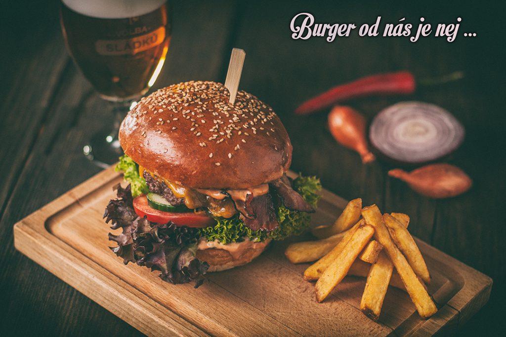 pozvanka burger
