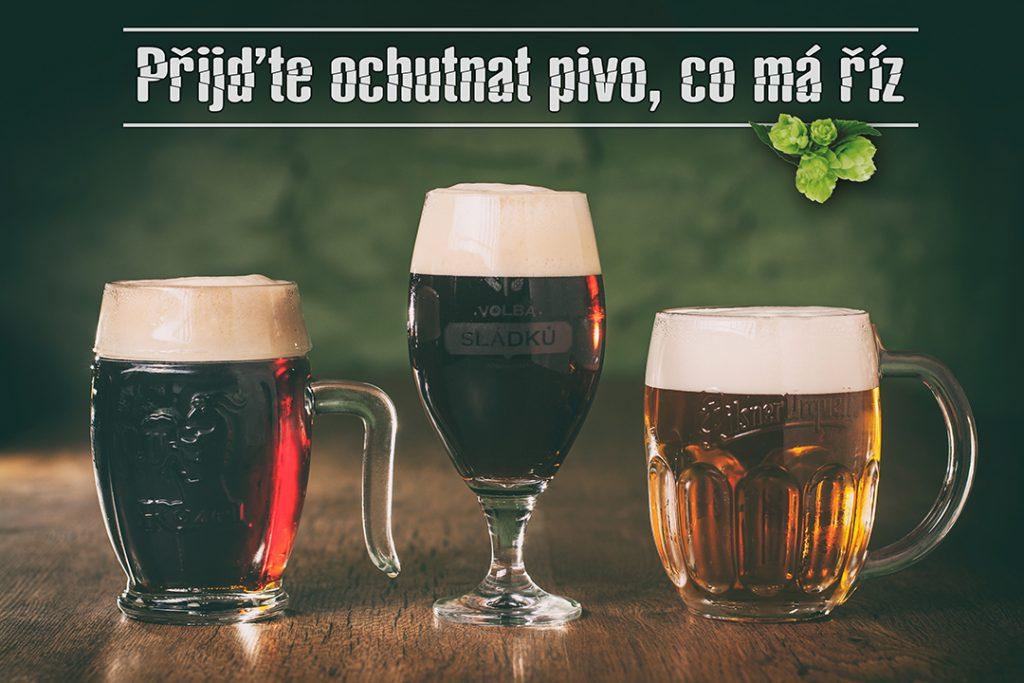 pozvanka pivo